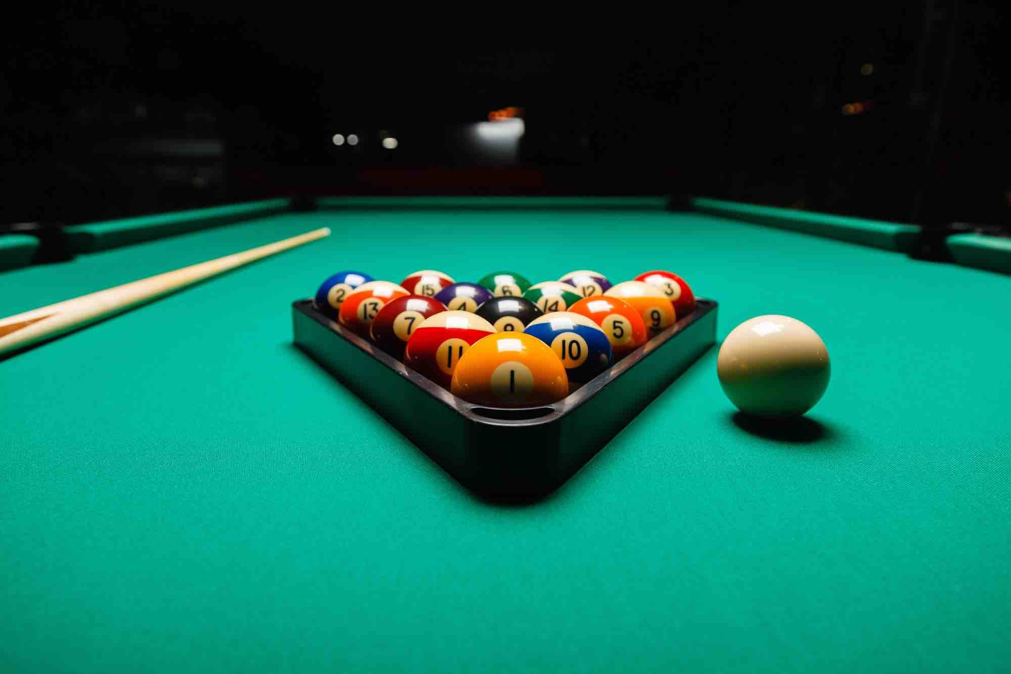 life lessons game of pool