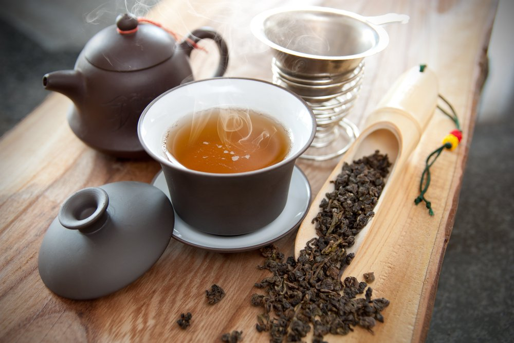 Introduction to Chinese Tea Culture: Exploring Oolong for Healthy Weight, Heart, Brain, Bones, and More
