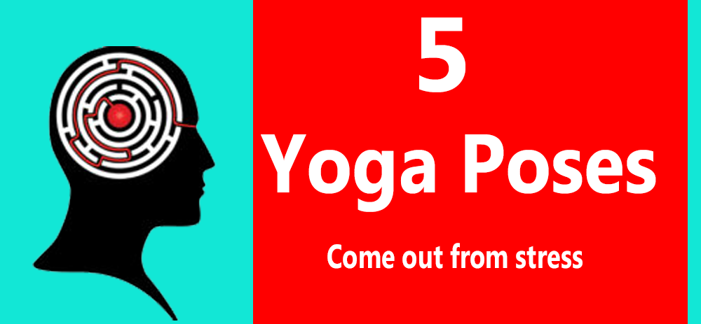 yoga for stress cure