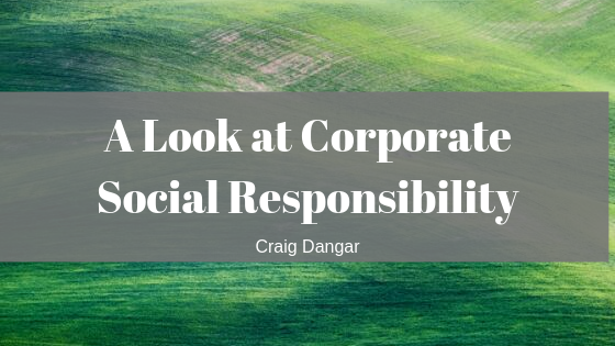 A Look at Corporate Social Responsibility - Thrive Global