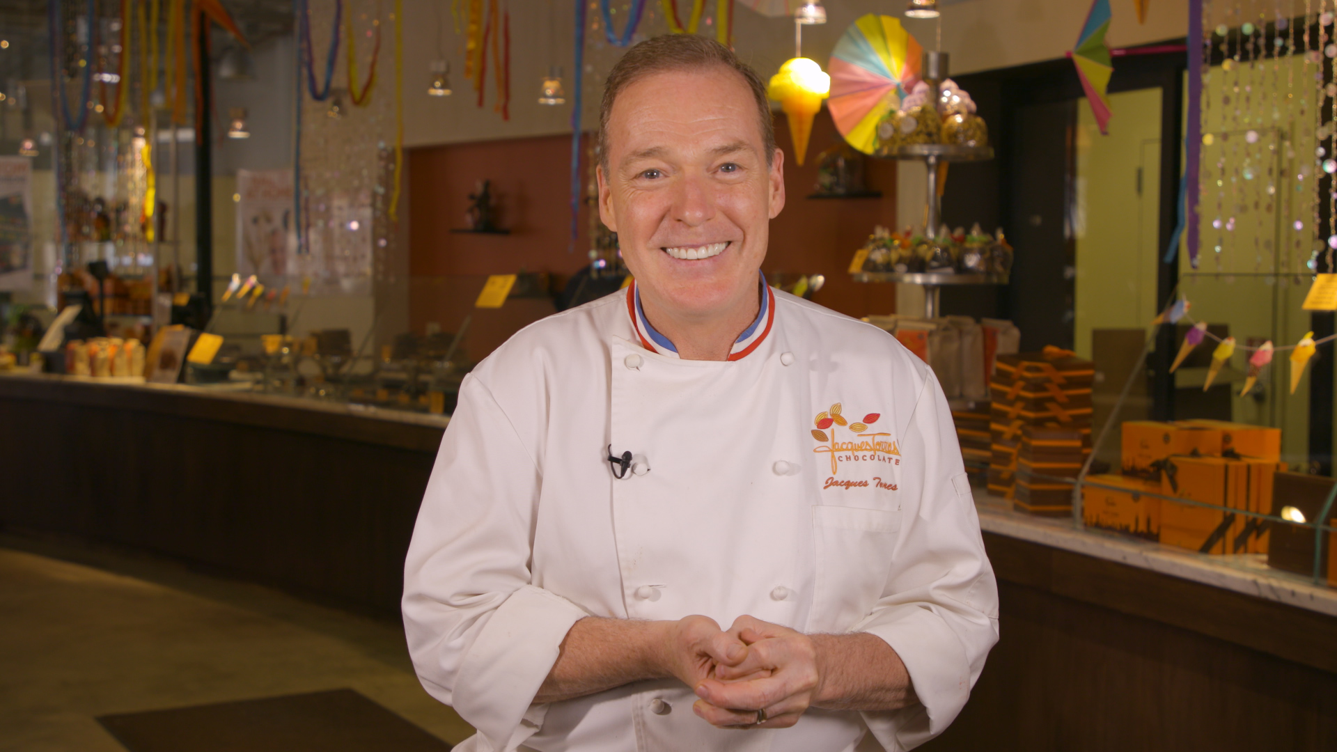 Jacques Torres Thrive Diary