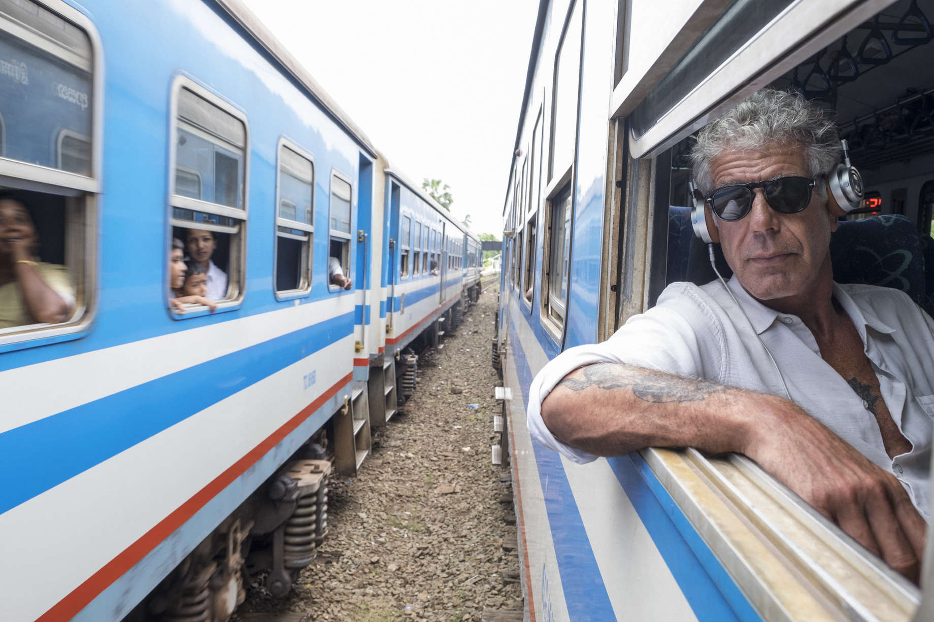 Memory of a Mentor Anthony Bourdain