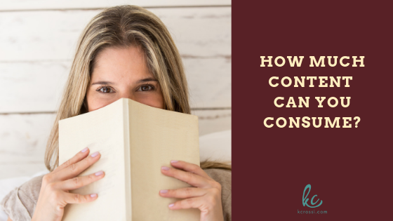 How Much Content Can You Consume?