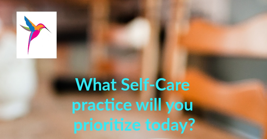 Self Care – It's Not All Fun & Games