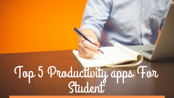 Useful apps for students