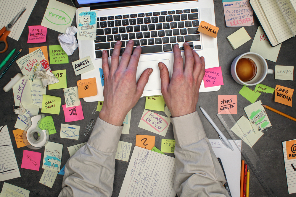 How to Avoid Getting Overwhelmed When You're Covering for a Co-Worker