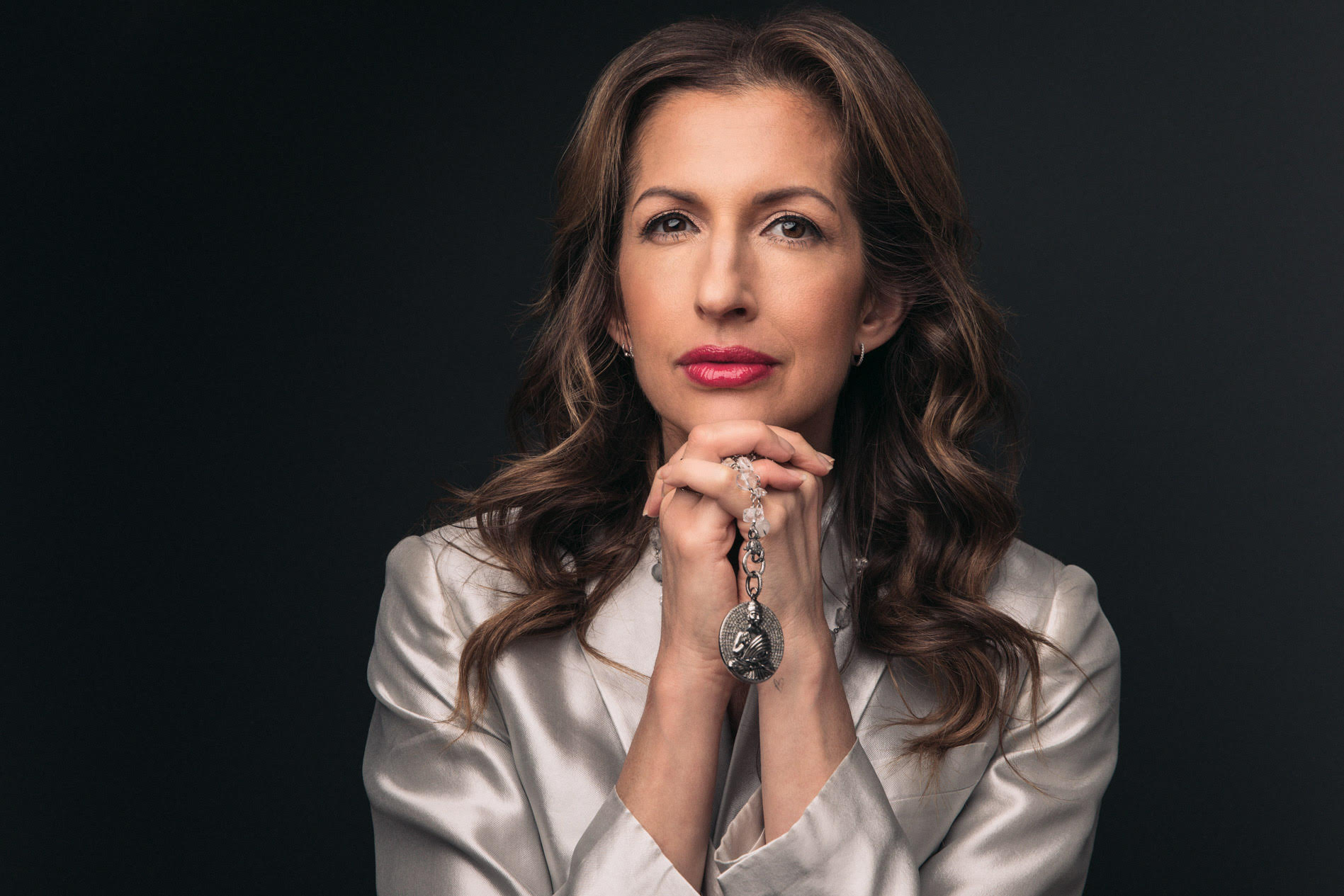 Orange Is the New Black's Alysia Reiner Shares Her Morning Routine
