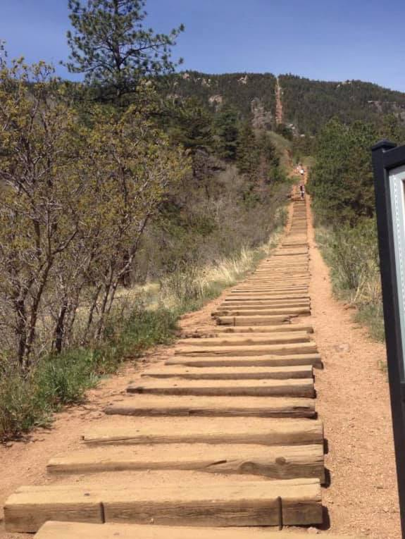Manitou Springs Incline, 2019