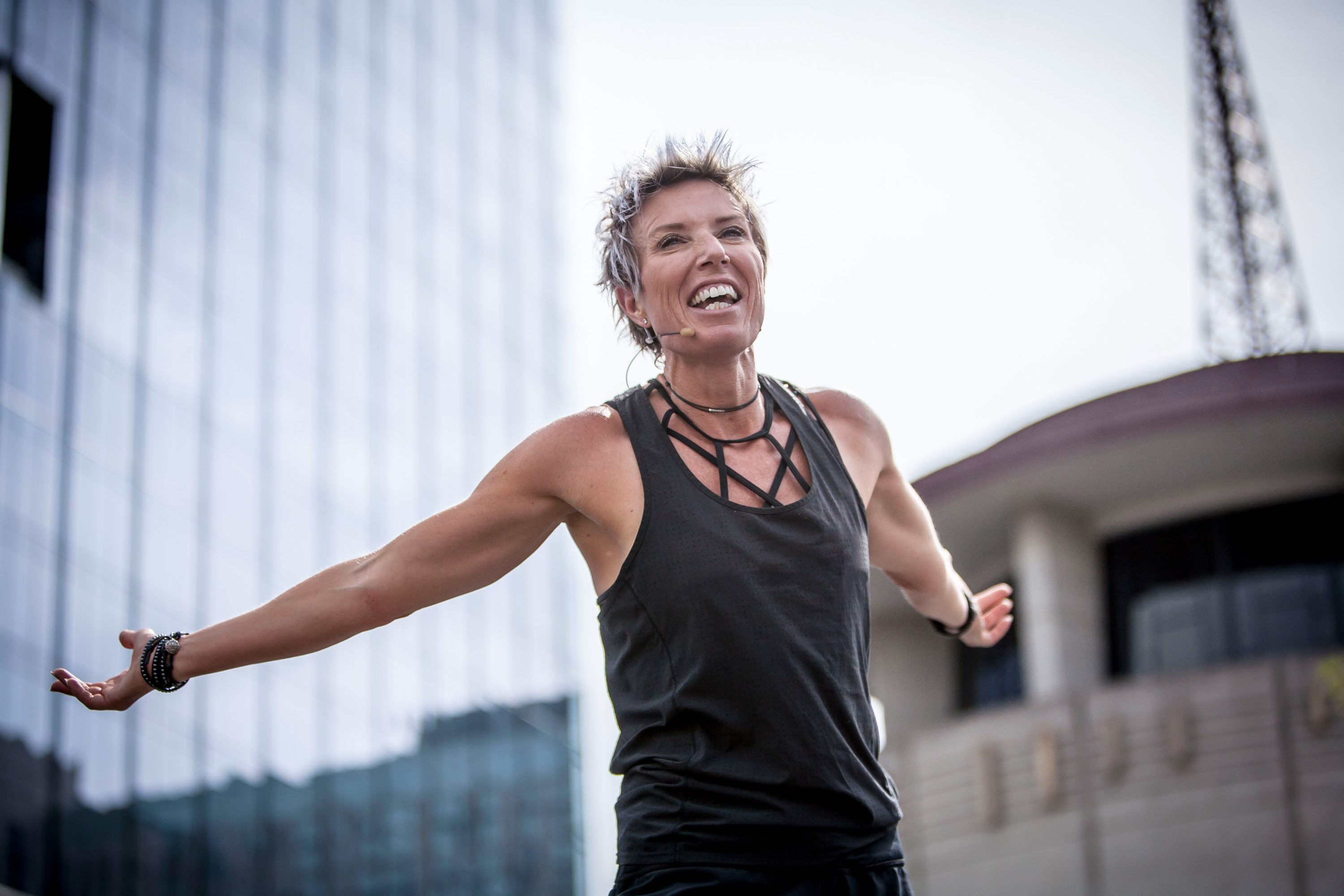 Rise and Thrive With Celebrity Trainer Erin Oprea
