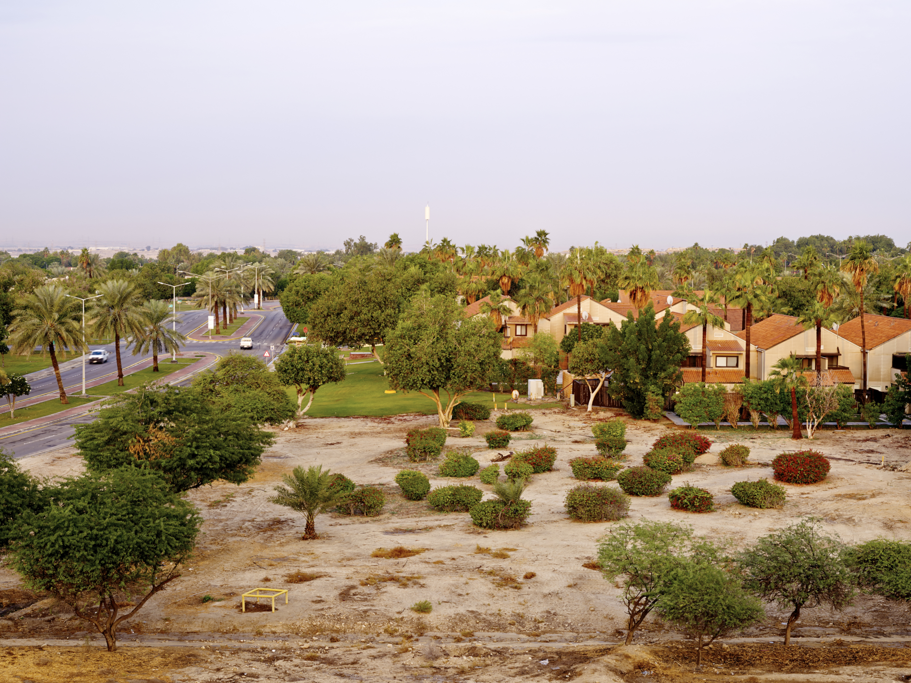 Dhahran Hills in the Residential Compound of Dhahran, Operated by Saudi Aramco.