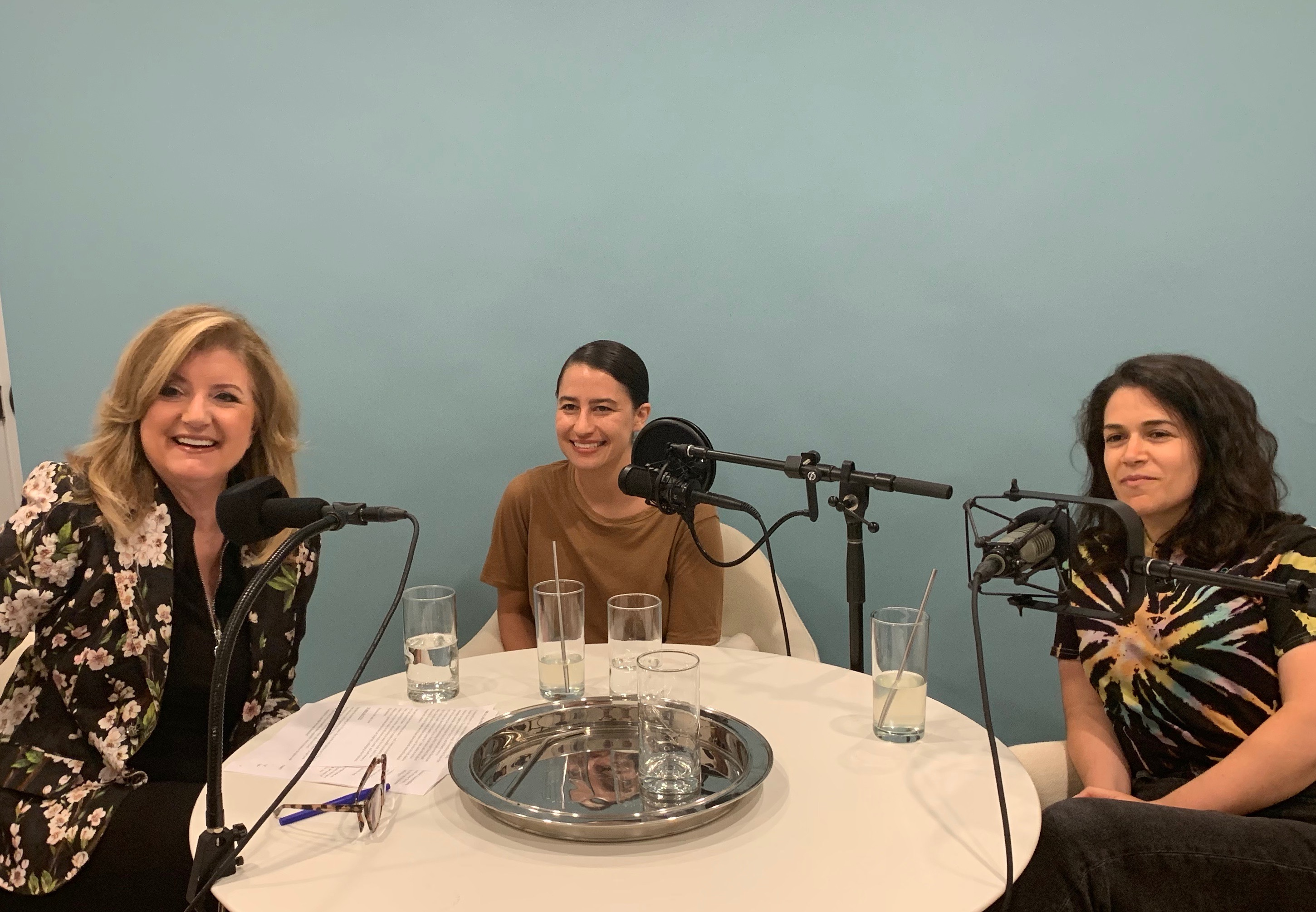 The Thrive Global Podcast: Season 3, Episode 2 with Ilana Glazer and Abbi Jacobson