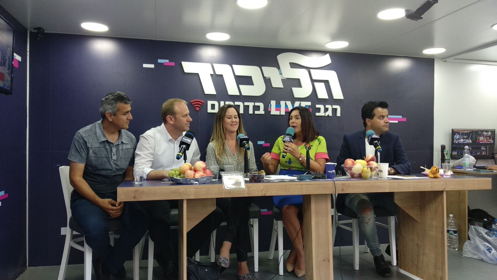 Israel's Minister of Culture and Sport Miri Regev in Petach Tikva