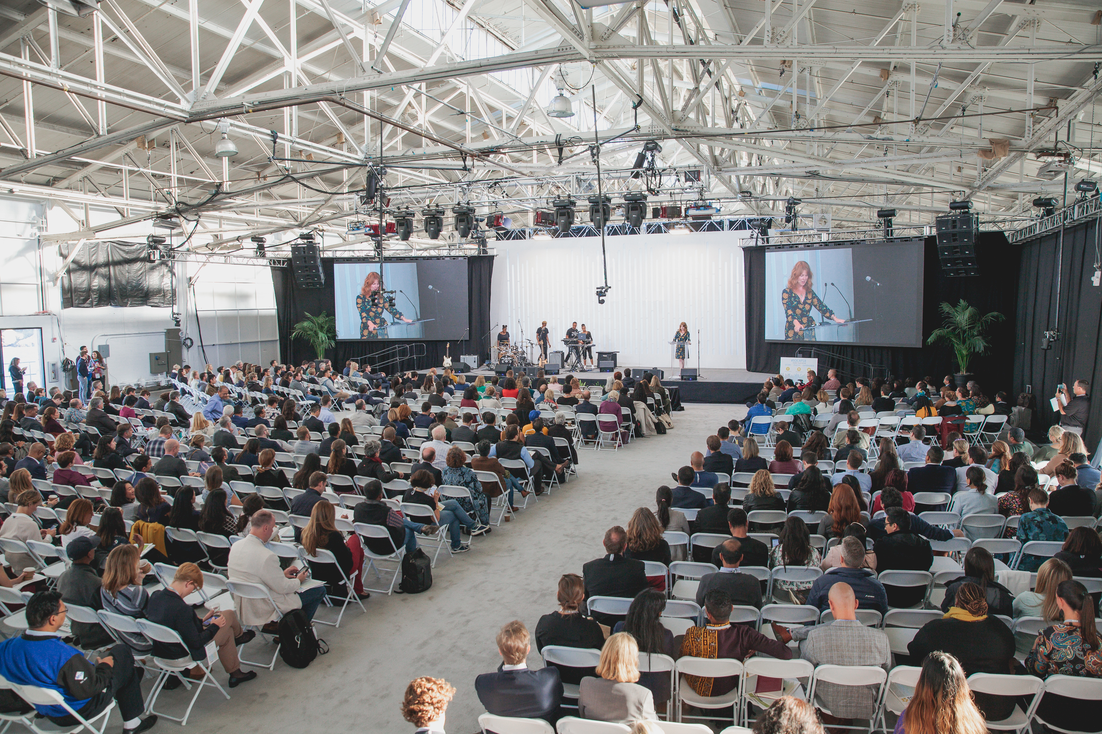 Photos of SOCAP18 by sreel photography, courtesy of Social Capital Markets
