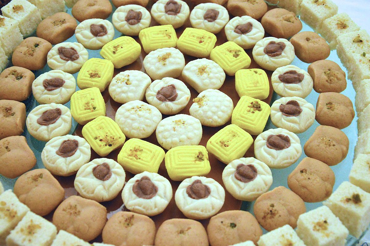 Bengali confectionary sweets.