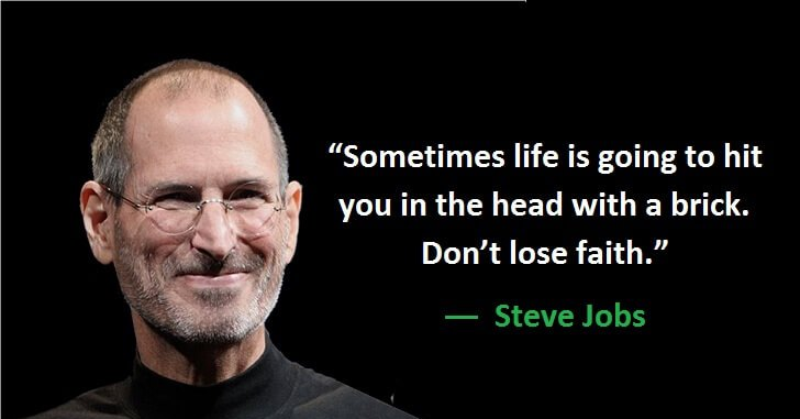 Dive Into Inspiration With These Quotes By Steve Jobs