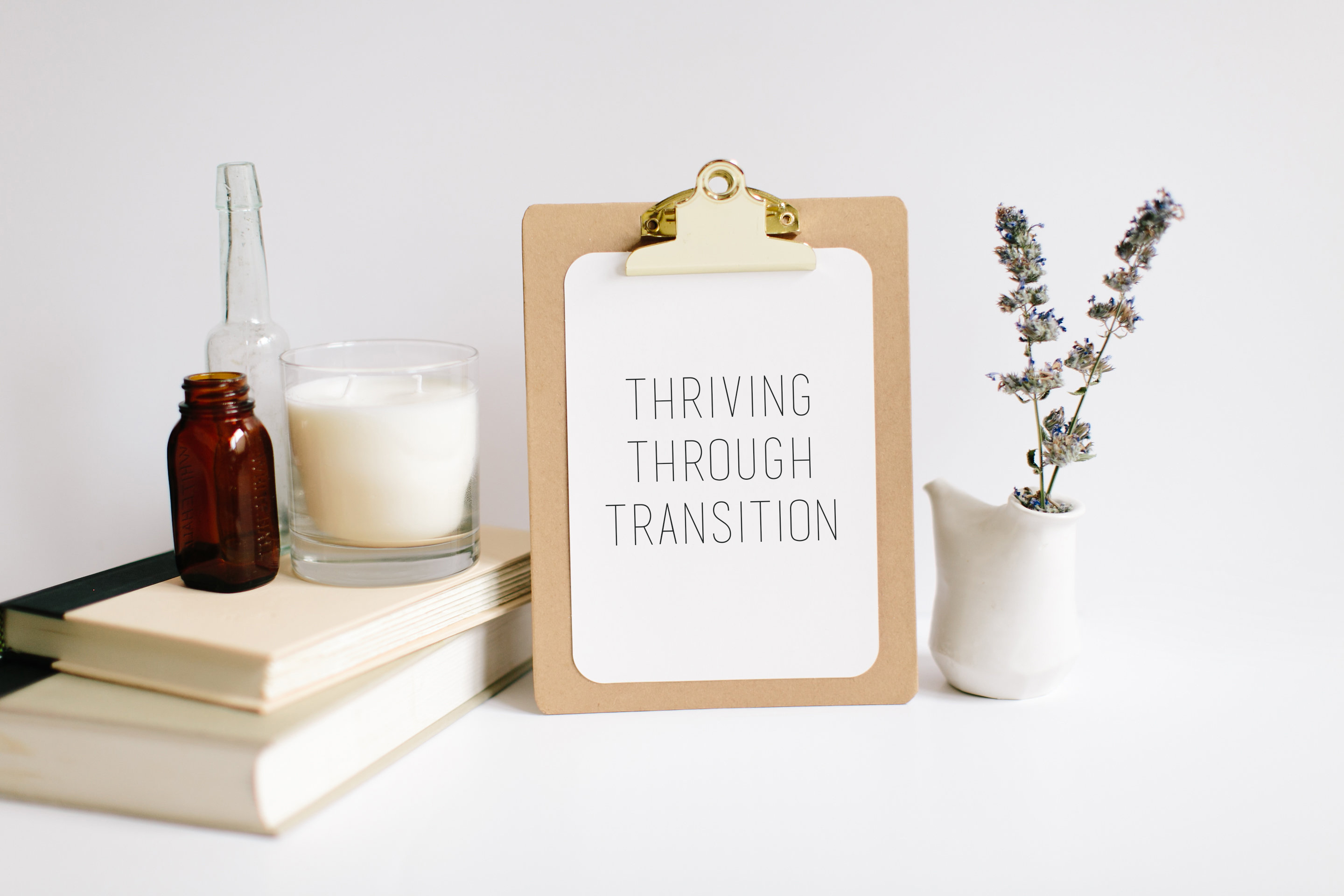 Thriving Through Transition