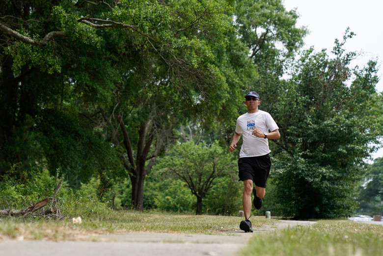 how running cured my depression