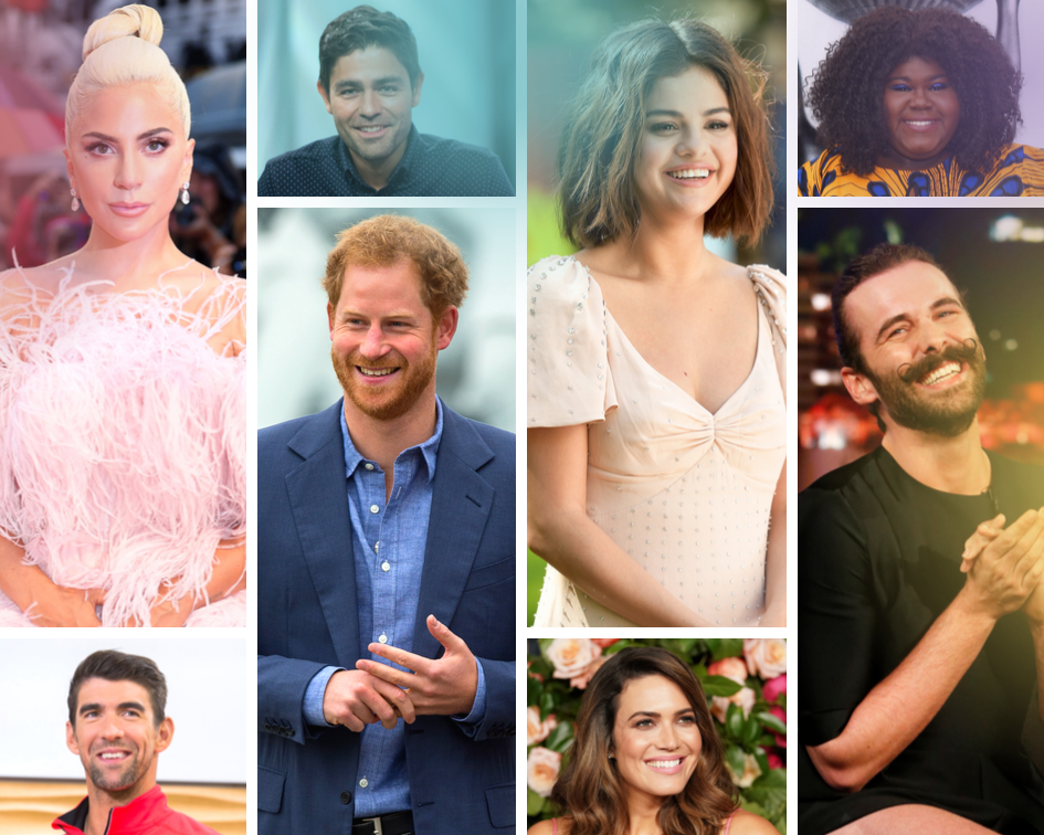 14 Celebrities on Their Strategies for Boosting Their Mental Health