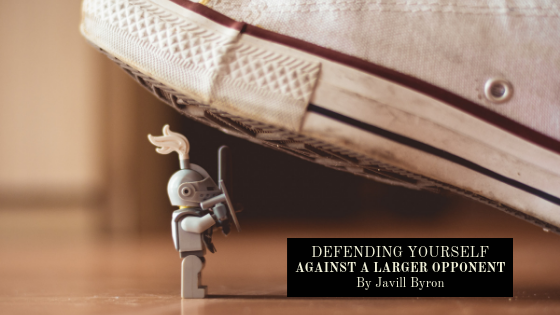 Defending-Yourself-Against-a-Larger-Opponent-Javill-Byron