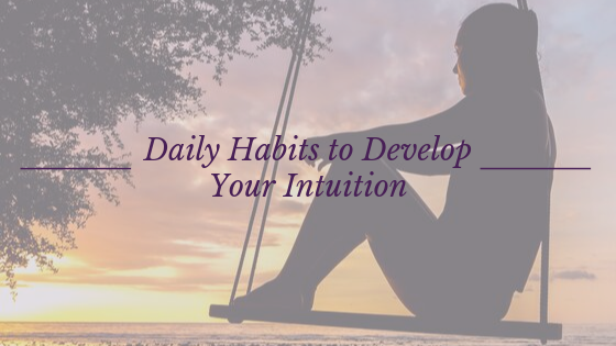 Develop Your Intuition _ Michelle Beltran