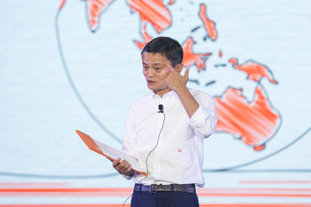 Retired Alibaba Cofounder Jack Ma Now Wants to Teach Children How to 'Be a Human'