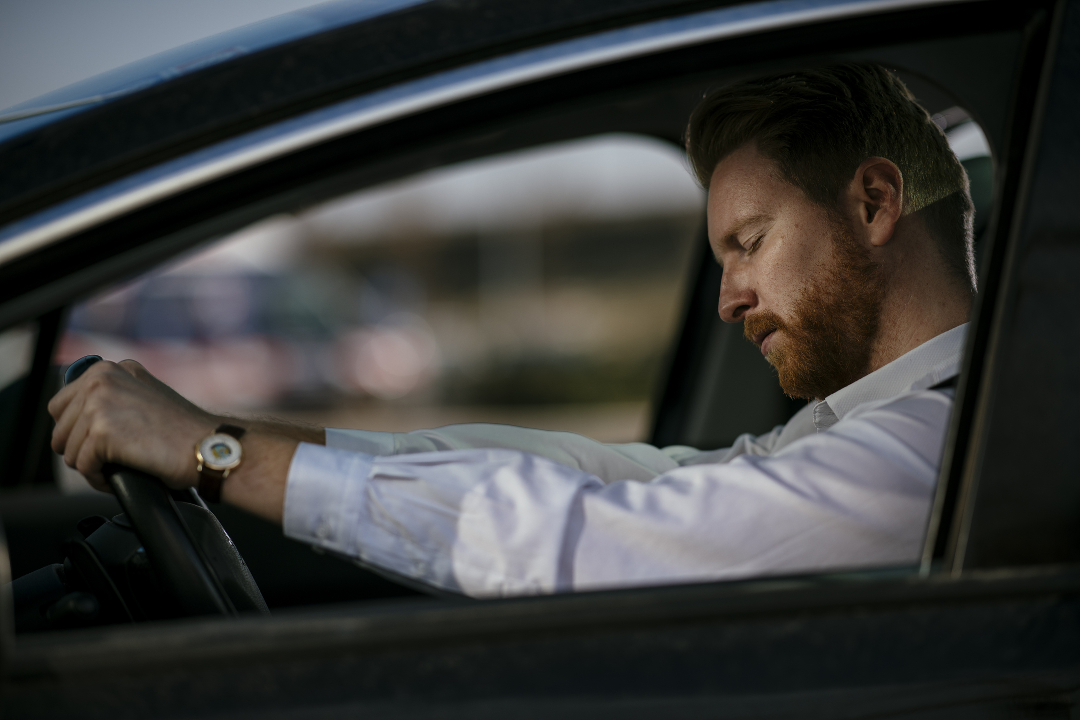 Driving Under the Influence of Sleep Deprivation