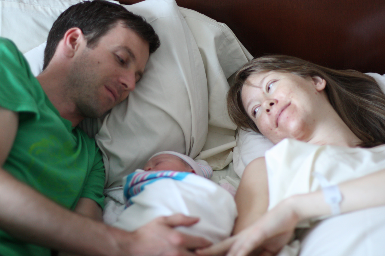 Survival Tips for the 1st Year of Parenthood
