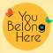 You Belong Here Logo