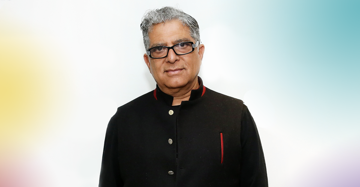 Deepak Chopra Speaks Out for Suicide Prevention