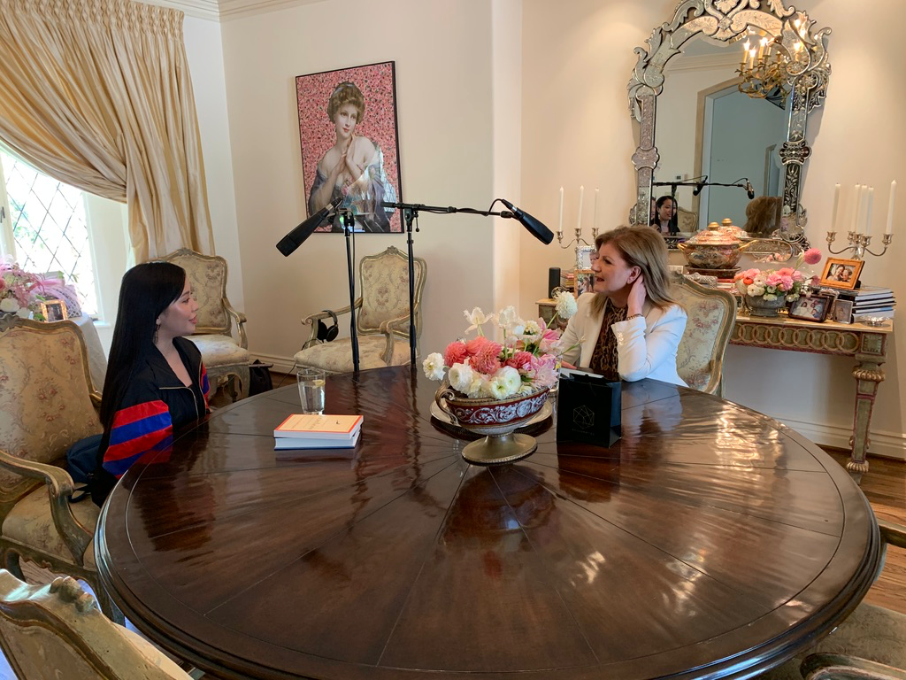 The Thrive Global Podcast: Season 3, Episode 6 with Michelle Phan