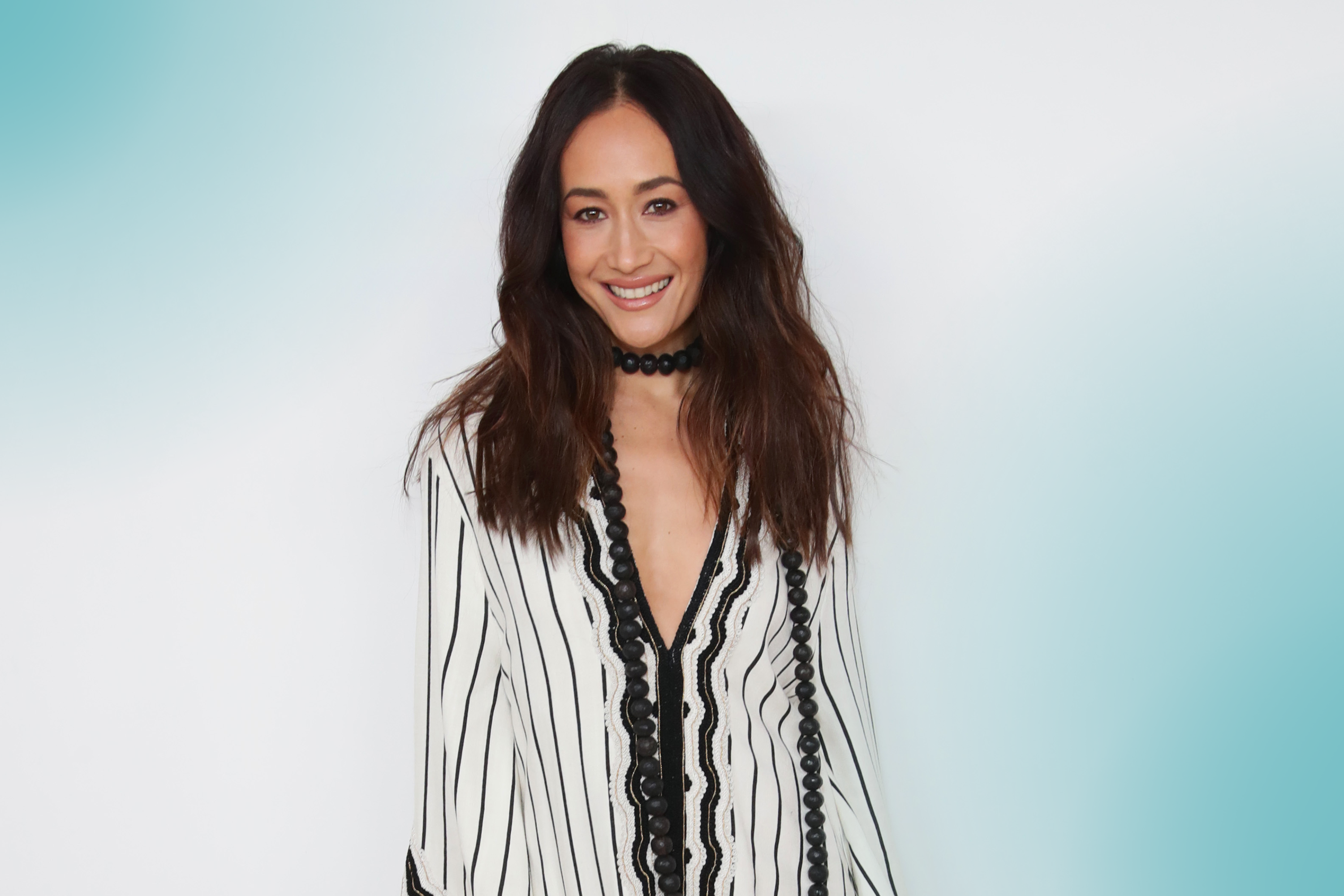 Actress Maggie Q on The Habit that Makes Her a Calmer Person