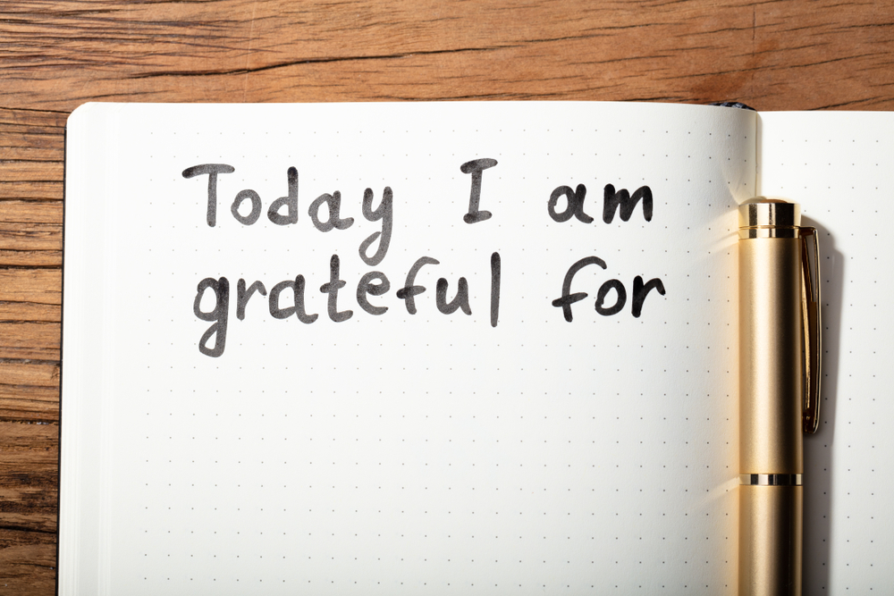 The Fast Track to a Life Well Lived is Feeling Grateful
