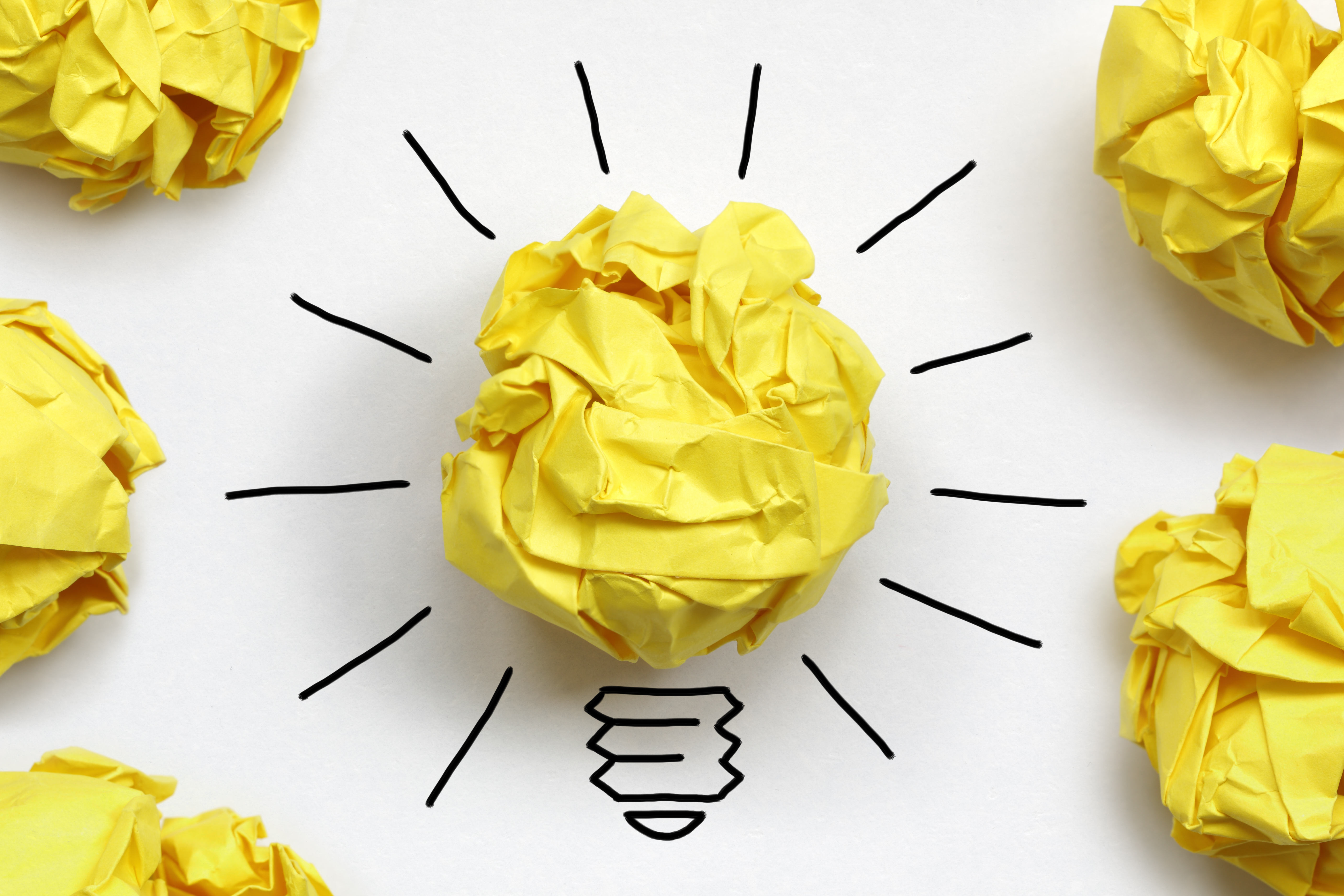 5 Ideas on How to Never Run Out of Fresh Ideas