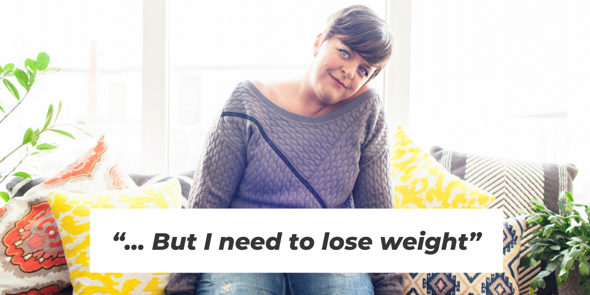 But I need to lose weight-featured