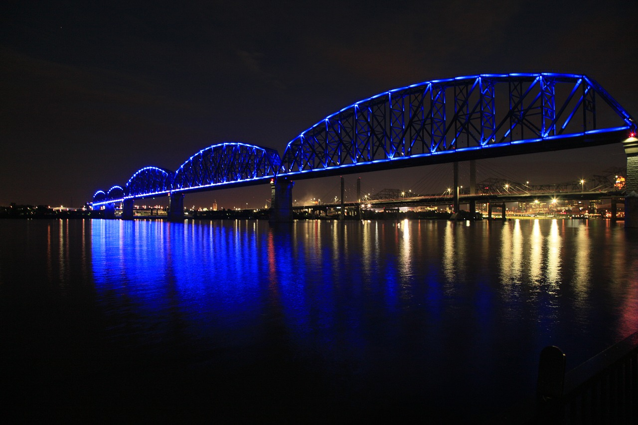 Louisville Kentucky Bridge