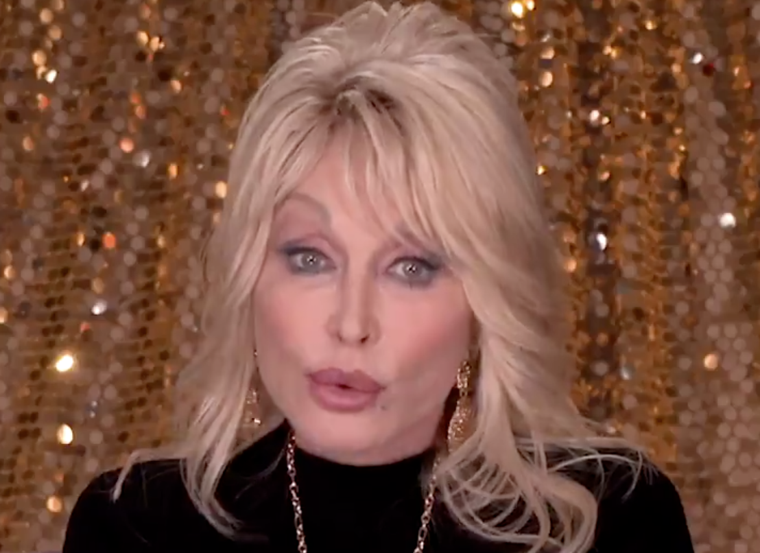 Dolly Parton Will Completely Transform Your Confidence In This 52-Second Video