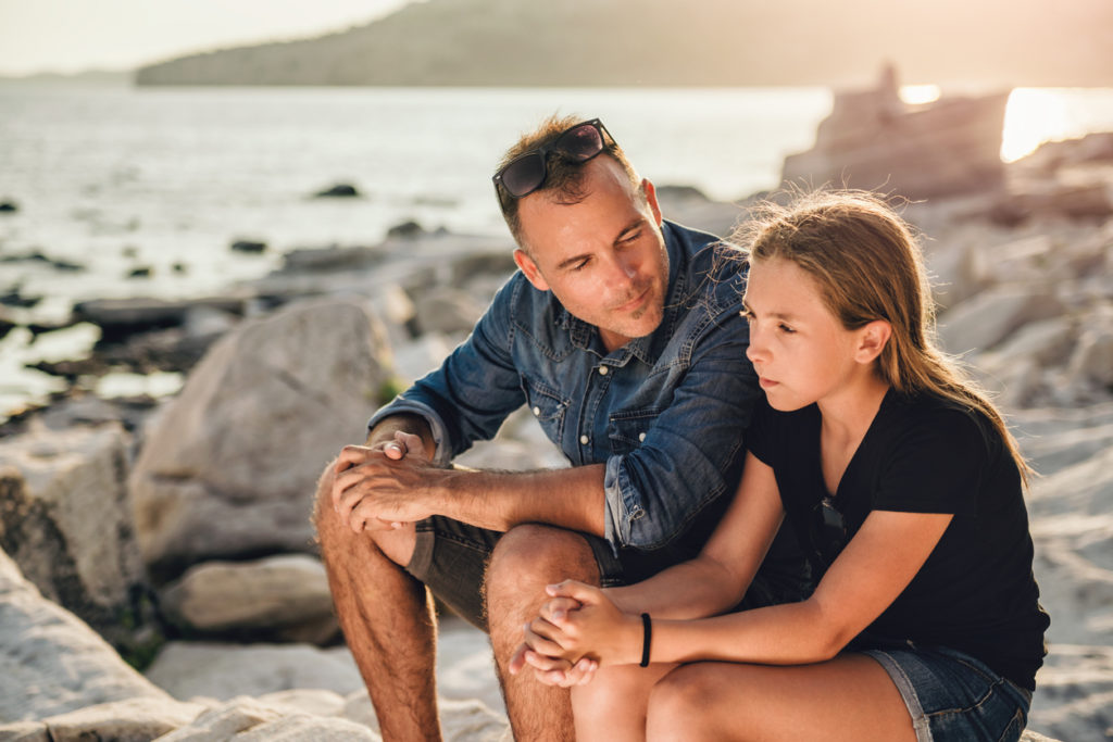 Quality time with your teen is the most ideal way to ensure you are raising a healthy child.