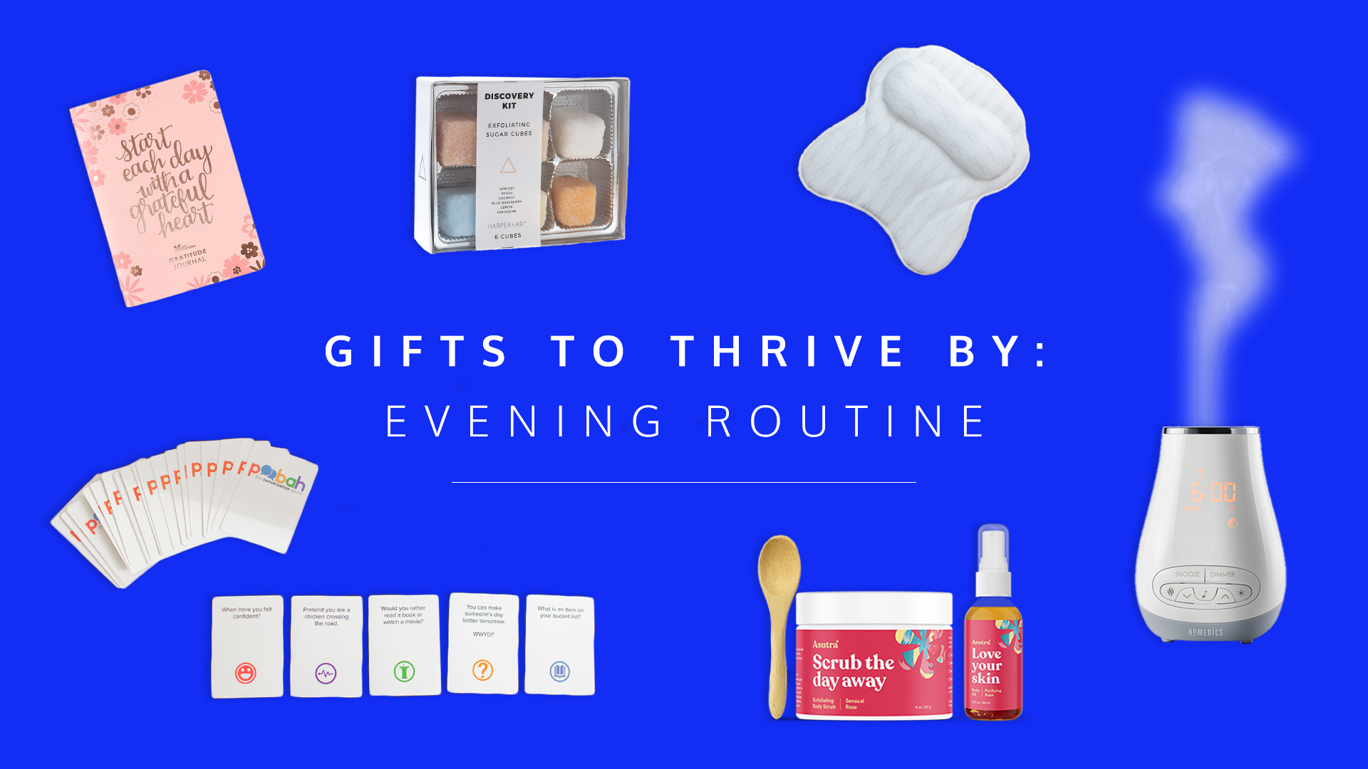Gifts to Thrive By: Presents for a Calming Bedtime Routine