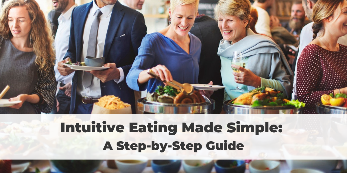 intuitive eating made simple