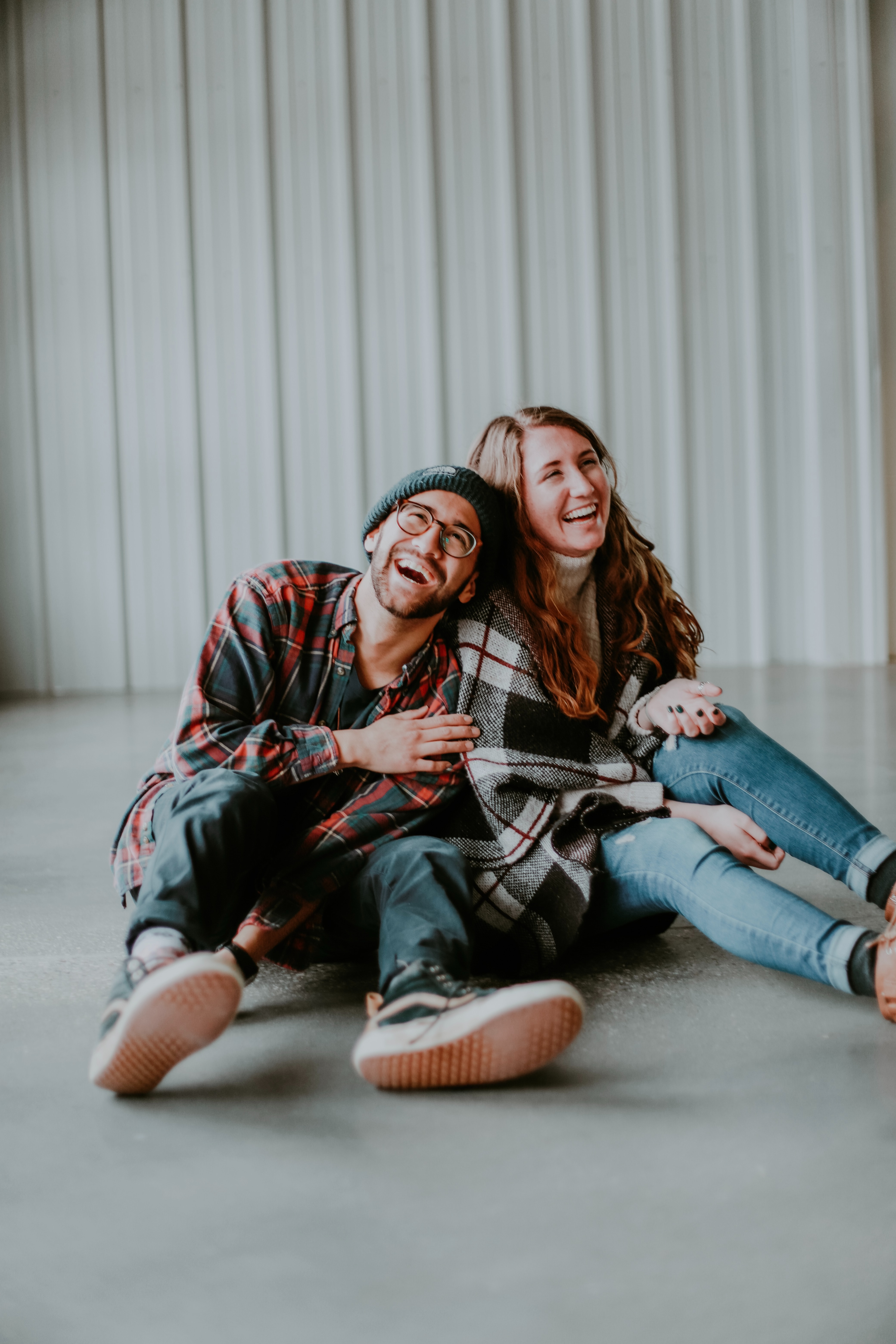 Laughter in all forms is a huge antidote to stress and burnout! Photo by Sarah Noltner on Unsplash.