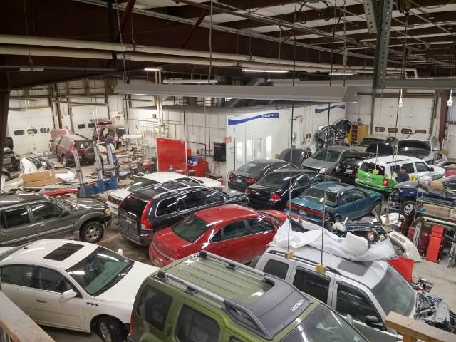 Car Workshop Near Me >> How To Find An Auto Body Repair Near Me Thrive Global