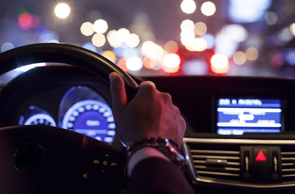 Listening to Music While Driving May Put the Brakes on Driving Stress