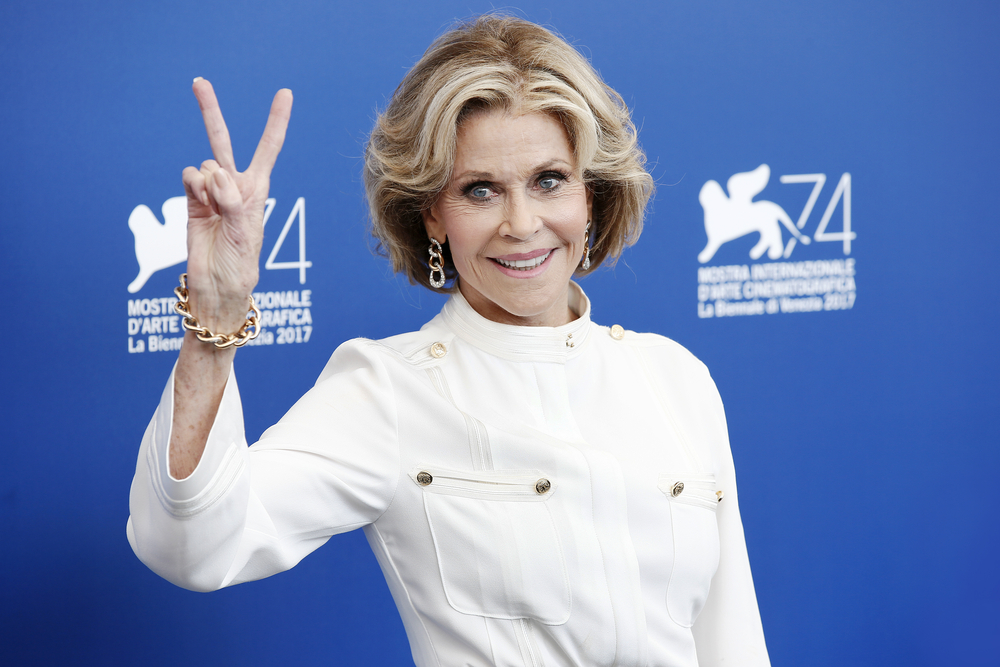 Jane Fonda, Anita Hill, Amy Poehler, and Other Influential Women on Building Confidence