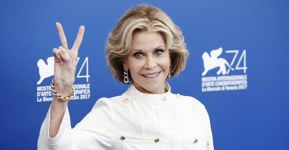Jane Fonda, Anita Hill, Amy Poehler, and Other Influential Women on Building Confidence - Thrive Global