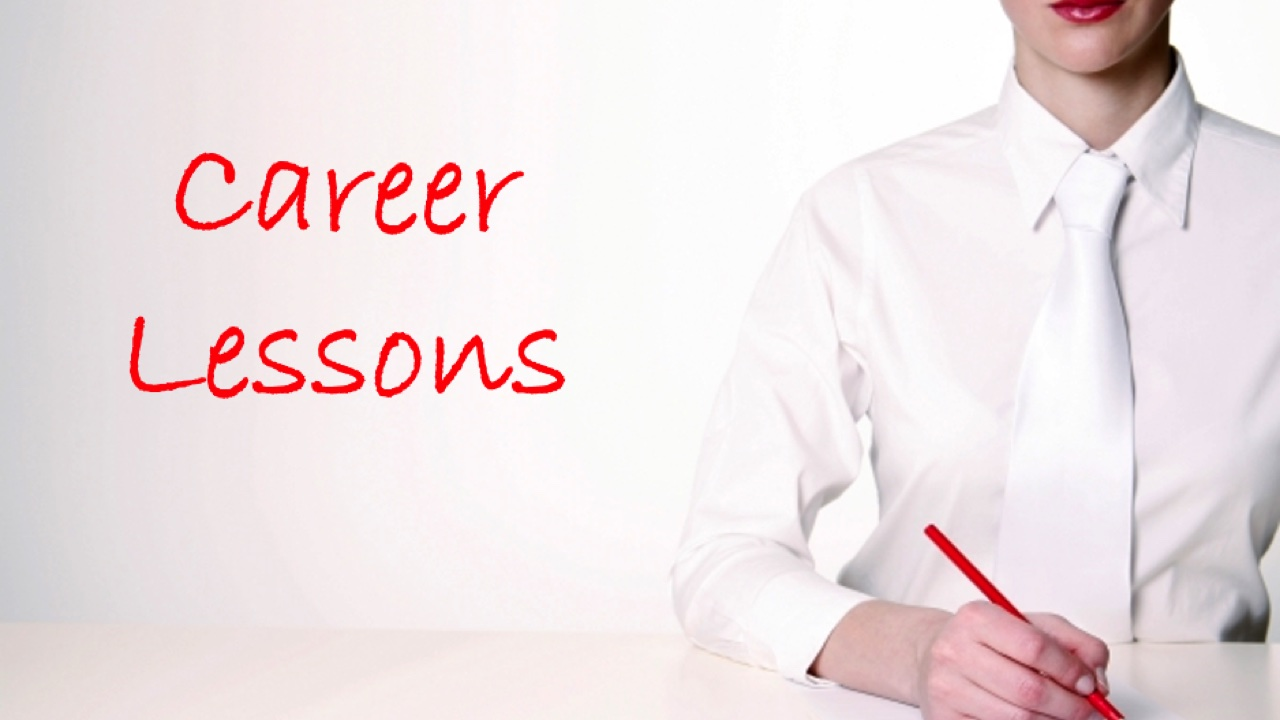 Career Lessons