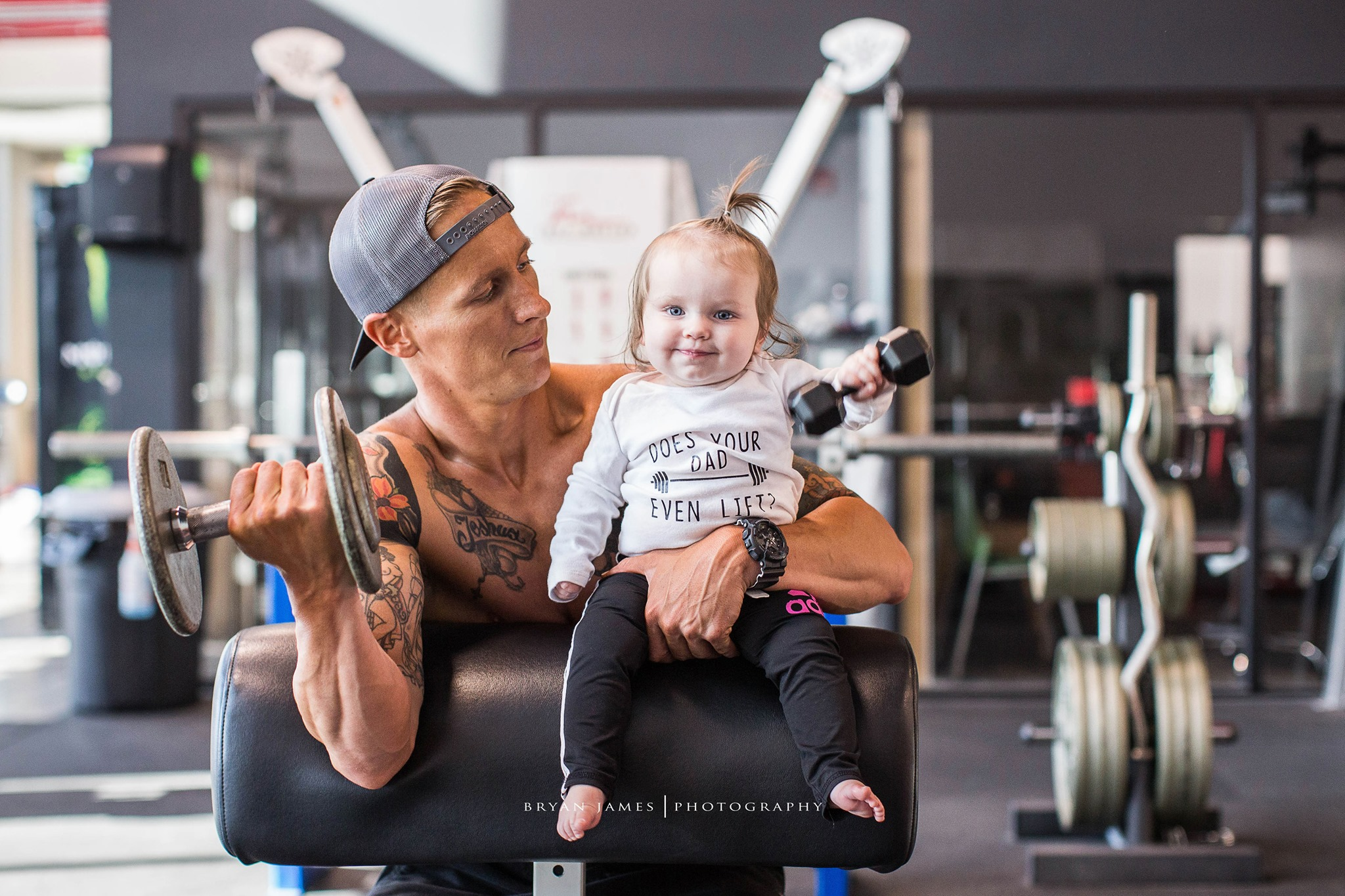 How A Weightlifting Community of Dads Became a Lifeline for This Fitness Coach