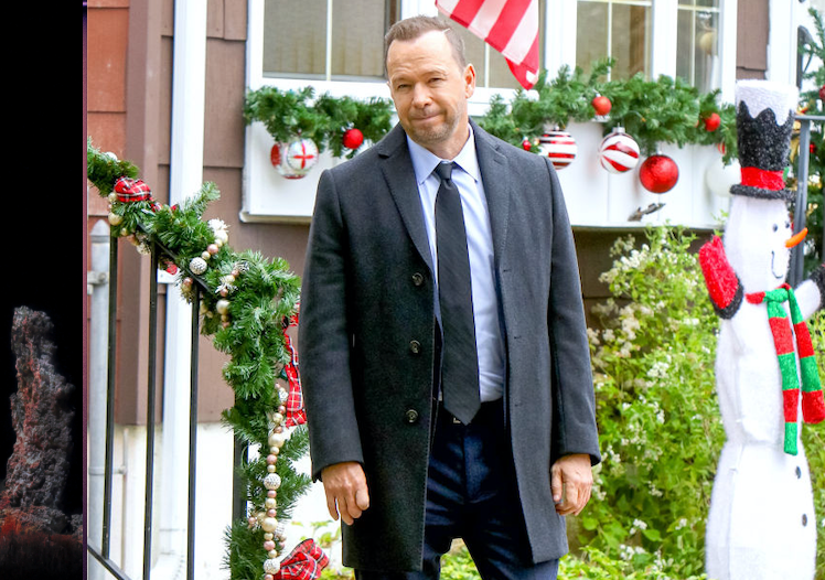 Donnie Wahlberg's Surprising (And Inspiring) Trick to Alleviate Holiday Stress