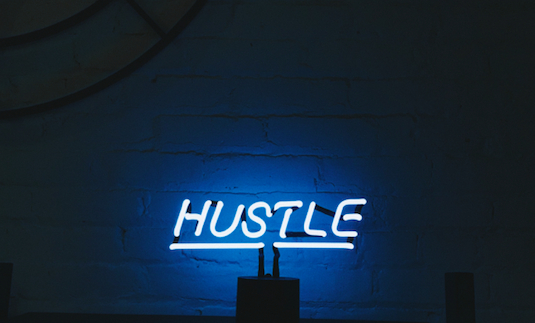 To Hustle, or Not to Hustle?