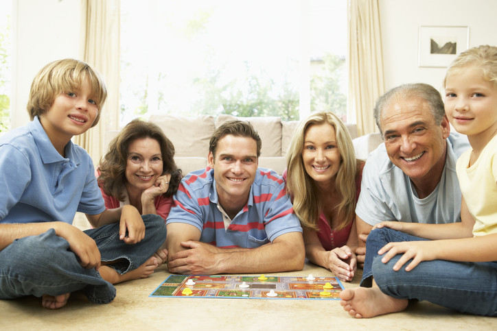 family game night, the power of traditions