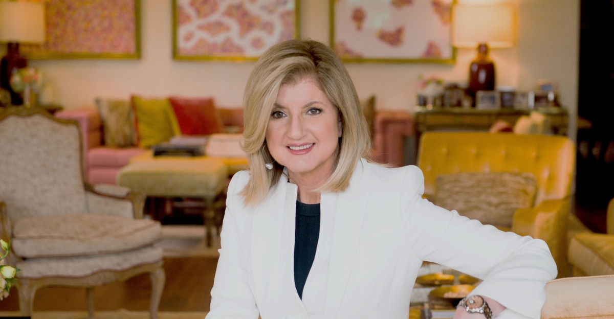 Arianna Huffington on What the Most Innovative Leaders Do to Improve Company Culture